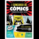 I CONCURSO DE CÓMICS DE TORREMOLINOS