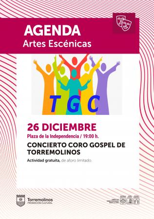Concierto Coro de Gospel de Torremolinos