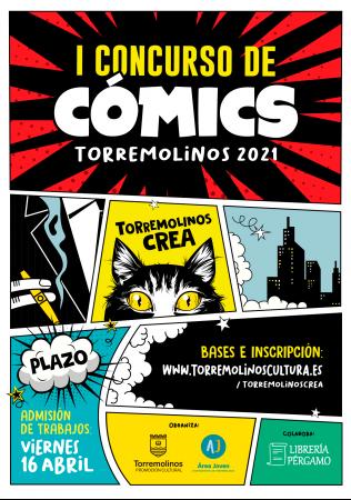 I Concurso de Cómics de Torremolinos - Publicación de los ganadores y ganadoras