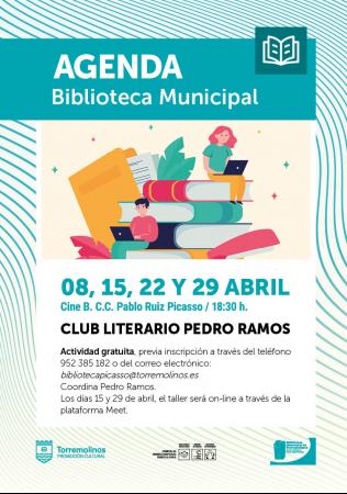 CLUB LITERARIO - PEDRO RAMOS