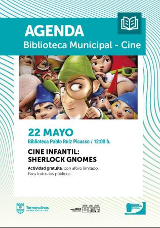 Cine Infantil: Sherlock Gnomes