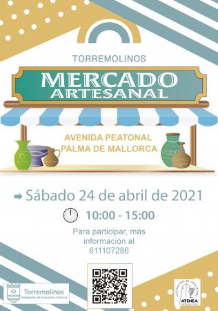 MERCADO ASOCIACIÓN ATENEA DE ARTESANAS Y ARTESANOS DE TORREMOLINOS