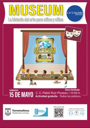 """TEATRO """"MUSEUM"""" - La Líquida"""
