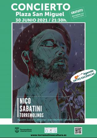 Concierto -  Nico Sabatini