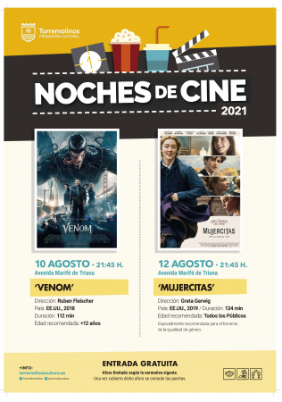 NOCHES DE CINE - MUJERCITAS