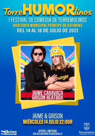 TORREHUMORLINOS - JAIME & GRISON