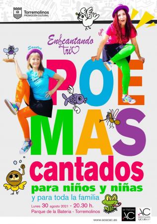 """POEMAS CANTADOS CON """"ENCANTANDO TRÍO"""""""