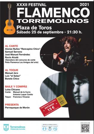 XXXII FESTIVAL FLAMENCO DE TORREMOLINOS