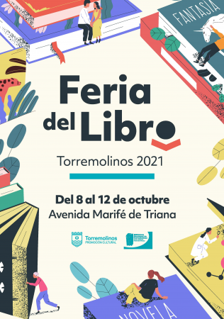 Firma de libros con Juan Luis Rodríguez