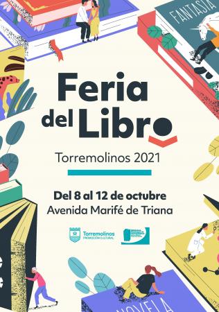 Firma de libros con Loli Agüera