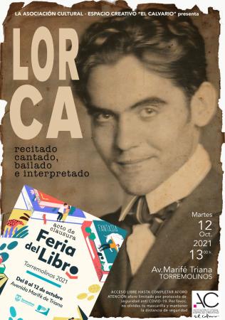 Feria del Libro - Acto de clausura en homenaje a Lorca