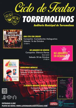 Ciclo de Teatro de Torremolinos - Una cita con Chejov