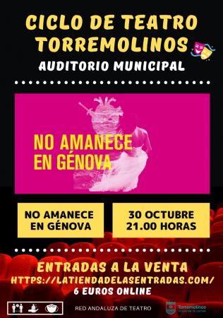 Ciclo de Teatro de Torremolinos - No Amanece en Génova