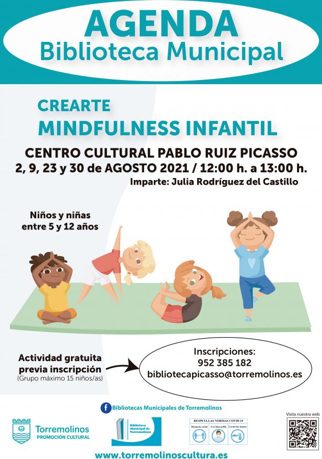 CREARTE MINDFULNESS INFANTIL