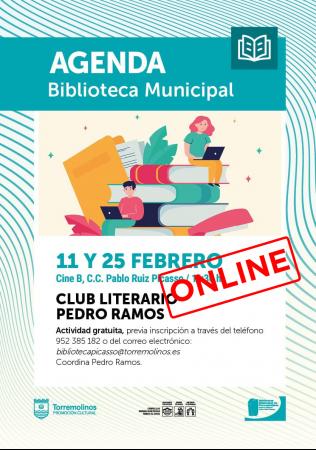 CLUB LITERARIO PEDRO RAMOS