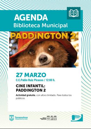Cine Infantil - Paddington 2