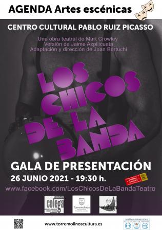 GALA PRESENTACIÓN - LOS CHICOS DE LA BANDA