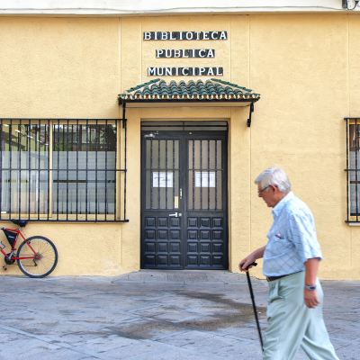 Biblioteca Municipal Plaza de Goya