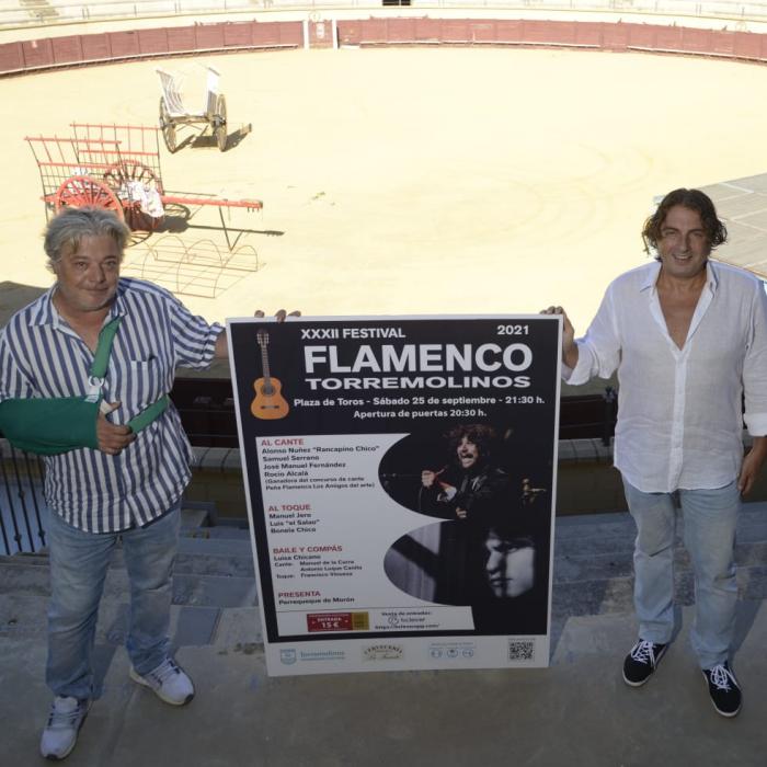 The XXXII Torremolinos Flamenco Festival puts the culmination of the summer's cultural program