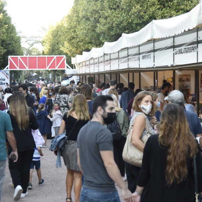 Torremolinos clausura su I Feria del Libro con éxito de público y ventas