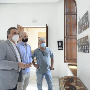 Torremolinos acoge la exposición de retratos 'Así Somos' del fotógrafo local Miguel Ángel Linares