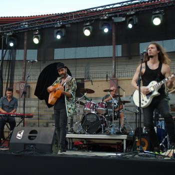 Éxito de artistas y público en la I Lanzadera Rock de Torremolinos