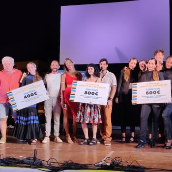 La cantante Laura Vela conquista el I Concurso de Talentos '¡Súbete al escenario!' de Torremolinos
