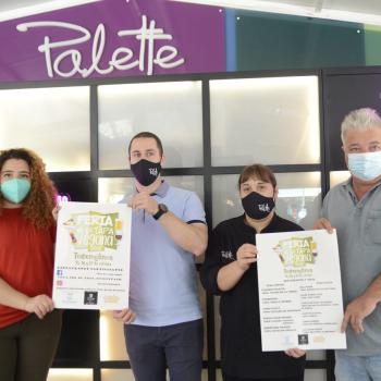 La Feria de la Tapa Vegana busca la consolidación en Torremolinos con su segunda edición